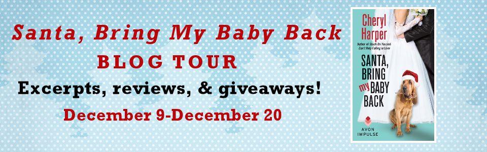 Santa, Bring My Baby Back Blog Tour