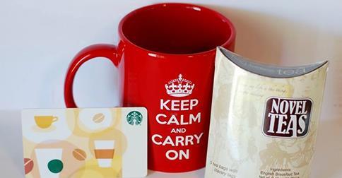 2 LUCKY WINNERS! Starbucks, mug, and cool tea
