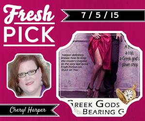 FF Fresh Pick Facebook Post - Harper