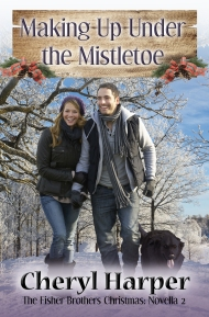 Making Up Under the Mistletoe_Cheryl Harper (4)