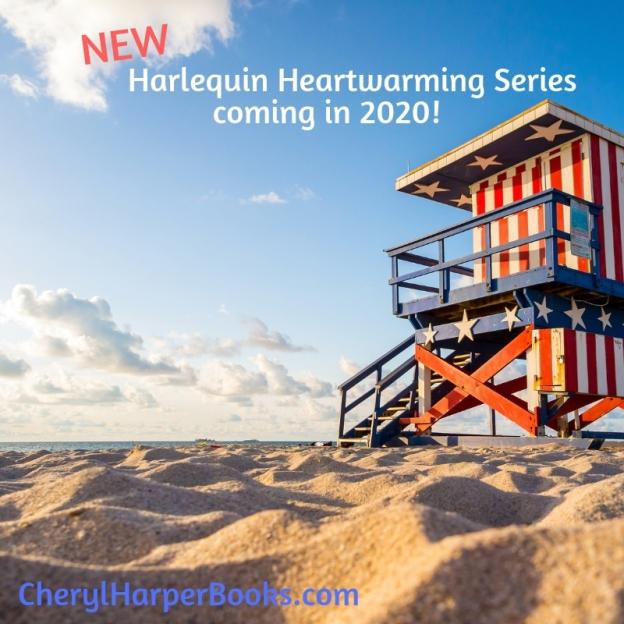 new harlequin heartwarming series