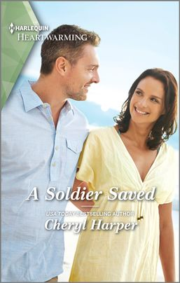A Soldier Saved cover